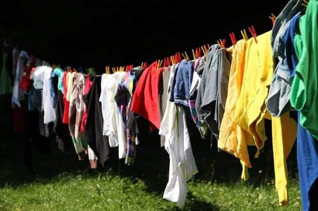 mucha ropa significa mucha ropa
