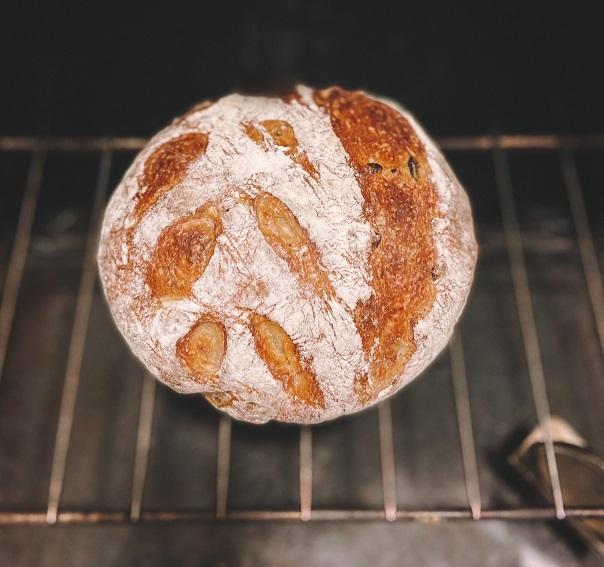 Pan de tamara