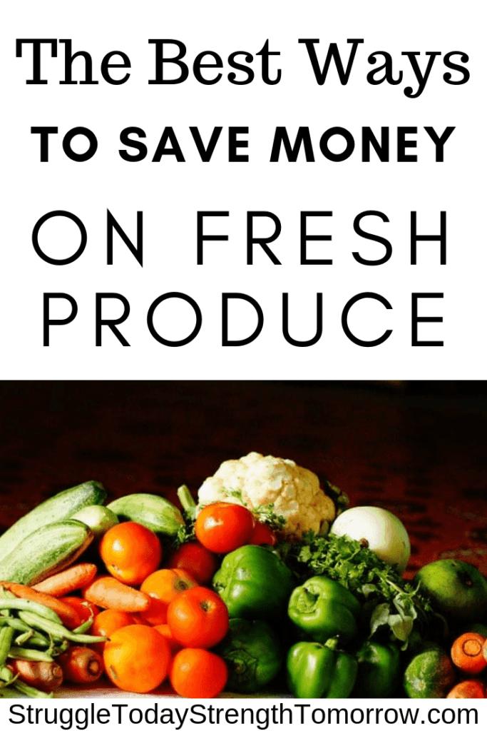 """ahorre dinero en productos frescos con estos increíbles consejos. Comer sano no tiene que costar una fortuna. ¡Encuentre una manera de reducir o recortar su presupuesto de comestibles sin sacrificar las frutas y verduras orgánicas o saludables en su vida! """"Width ="""" 170 """"height ="""" 266"""