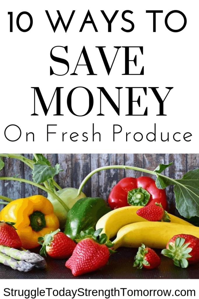 """ahorre dinero en productos frescos con estos increíbles consejos. Comer sano no tiene que costar una fortuna. ¡Encuentre una manera de reducir o recortar el presupuesto de su supermercado sin sacrificar las frutas y verduras orgánicas o saludables en su vida! """"Width ="""" 170 """"height ="""" 275"""