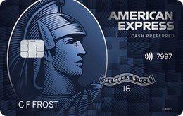 American Express Blue Cash Preferido