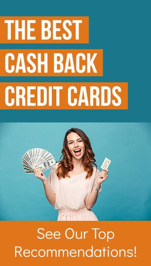 Las mejores tarjetas de crédito con devolución de efectivo