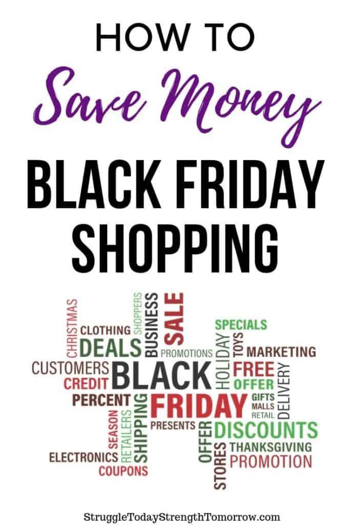 El Black Friday es una excelente manera de ahorrar dinero en regalos de Navidad para nuestros amigos y familiares, pero ¿puedes ver las buenas ofertas de las mejores? Vea estos consejos increíbles para ayudarlo a ahorrar dinero en su lista. #blackfriday #hoppinghopping #savingmoney #budget #shoppingtips