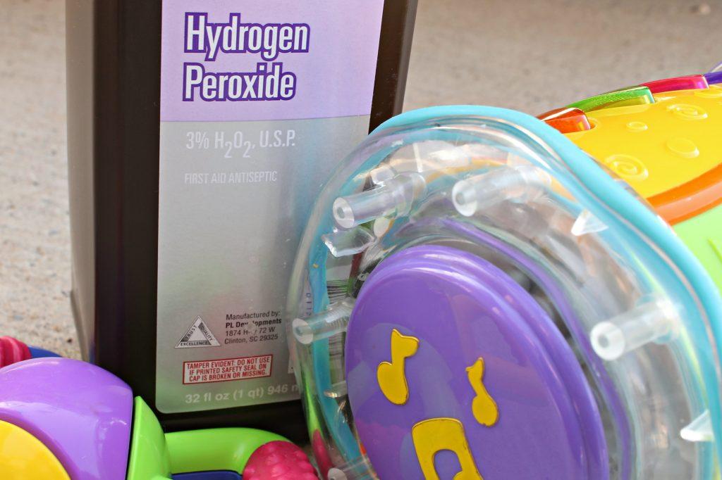 limpiador de juguetes horizontal