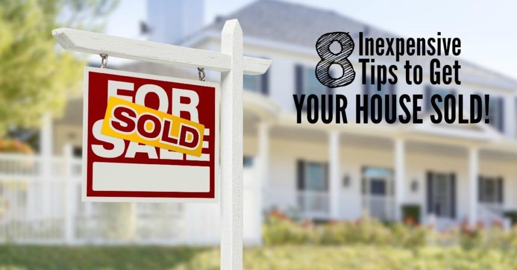 8 maneras de preparar tu casa para vender sin gastar demasiado dinero