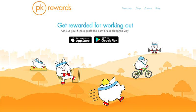 PK Rewards