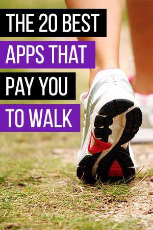 20 mejores aplicaciones que te pagan para caminar