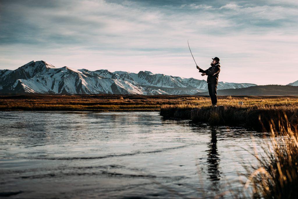 Cómo ganar dinero pescando (en la vida real)
