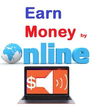 earn money by online