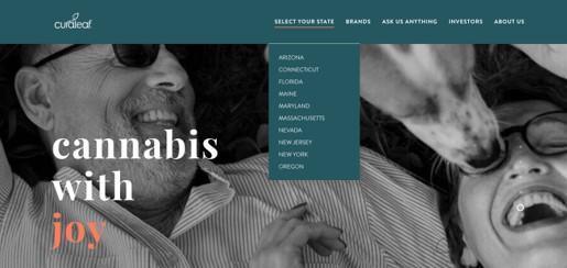 ejemplo de MSO de marketing de cannabis