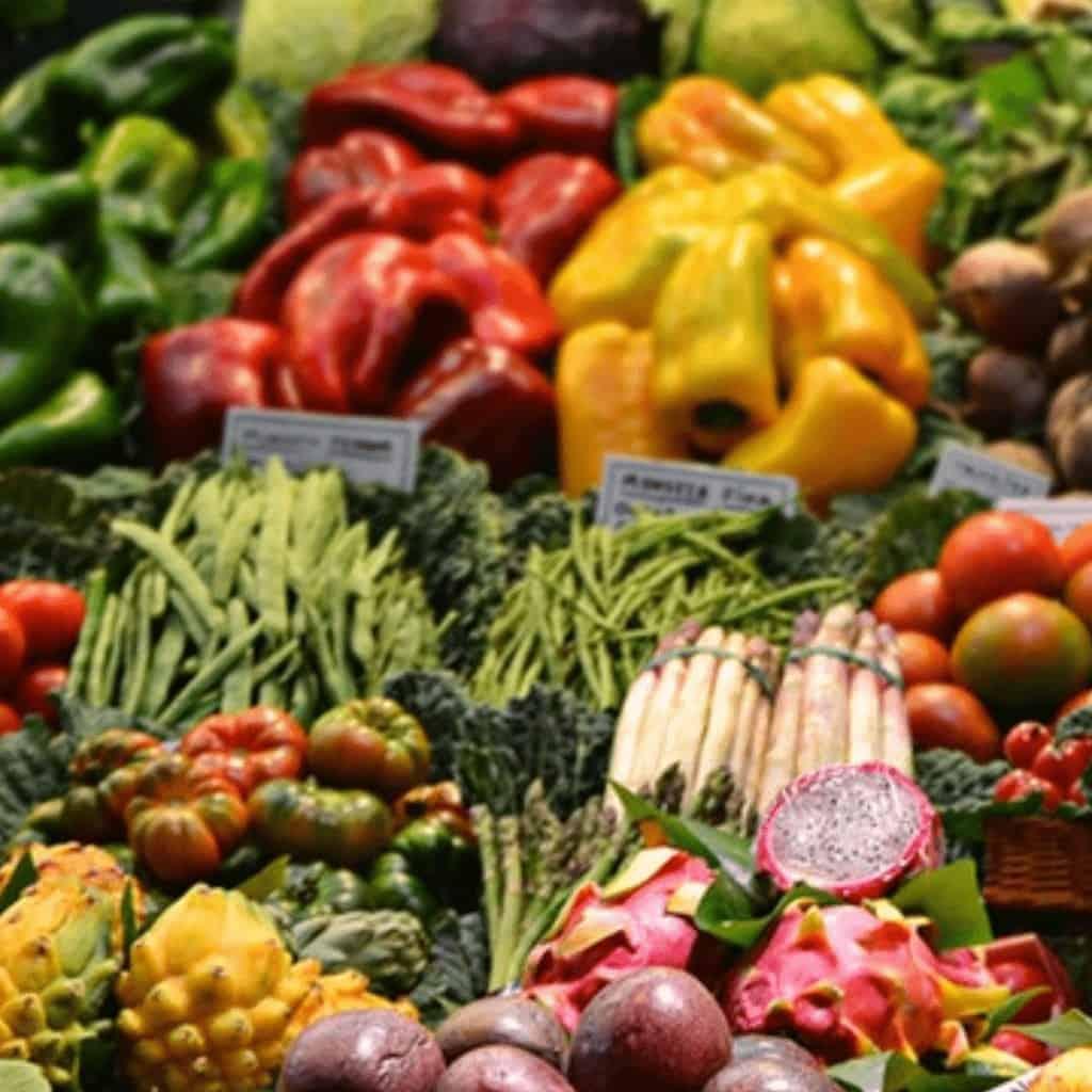 ahorrar dinero en productos orgánicos