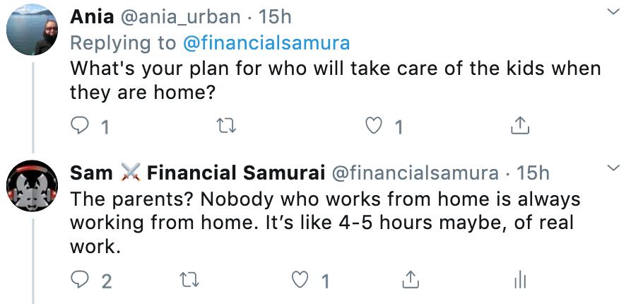 Trabajar desde casa padres confundidos