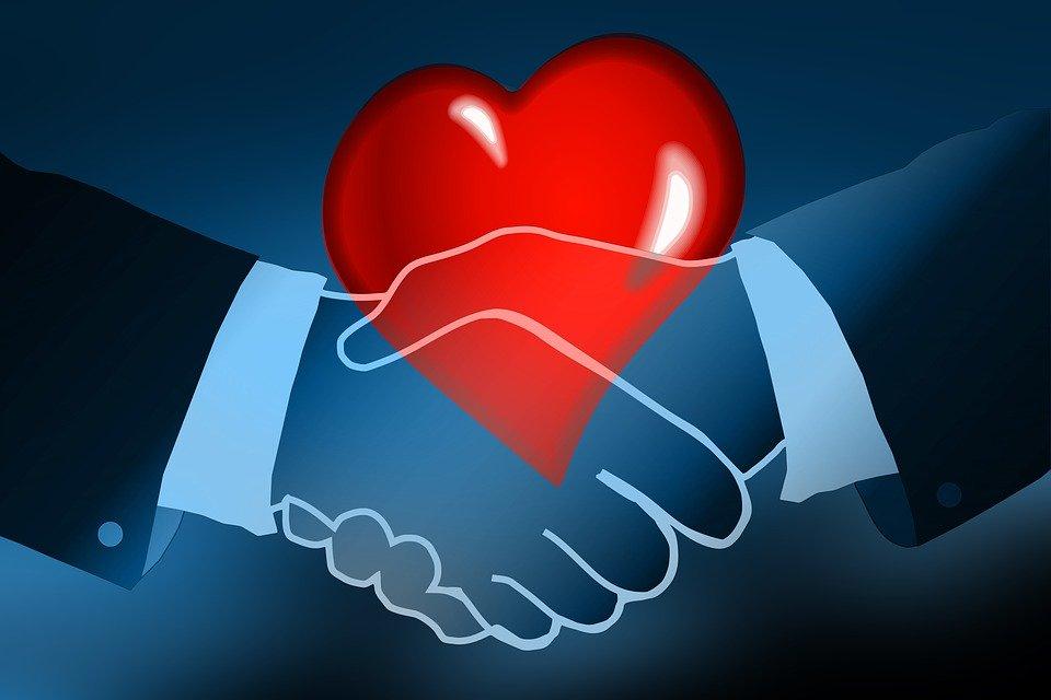Health, Heart, Handshake, Healthcare, Community