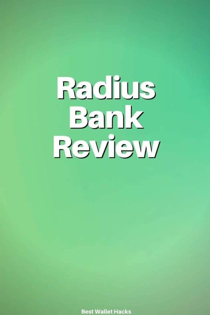 Revisión del banco de radio