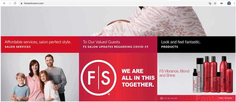 comercialización redacción publicitaria covid fantástico sams