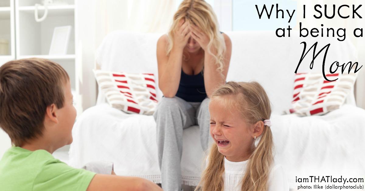 ¿Por qué apesta ser una mamá FB?