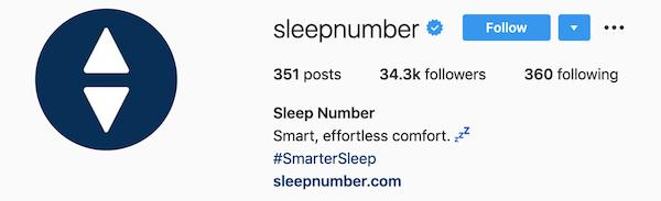 instagram bios número de sueño