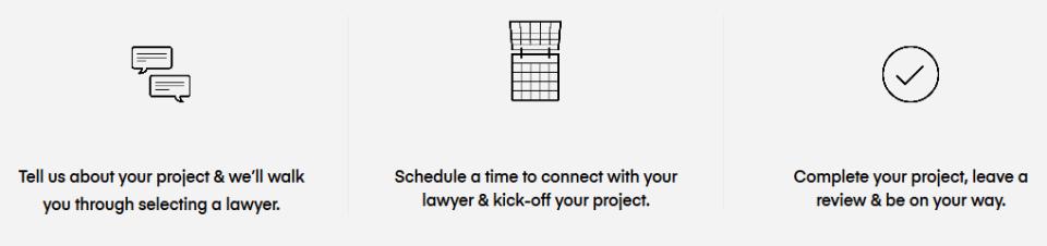 """Lawtrades """"width ="""" 960 """"height ="""" 226 """"data-jpibfi-post-excerpt ="""" ¿Sabe lo fácil que es comenzar una carrera en línea como abogado independiente? Como experto legal, puede unirse a una serie de plataformas donde puede recibir un pago por su experiencia legal. Todo lo que necesita para trabajar es una PC con conexión a Internet. Puede establecer su propio horario y trabajar en múltiples proyectos independientes a la vez. """"Data-jpibfi-post-url ="""" https://www.webemployed.com/ways-for-lawyers-make-money-online/ """"data -jpibfi-post-title = """"6 maneras para que abogados y expertos legales ganen dinero en línea"""" data-jpibfi-src = """"https://i1.wp.com/www.webemployed.com/wp-content/uploads/2020 /04/Lawtrades.png?resize=960%2C226&ssl=1 """"data-recalc-dims ="""" 1 """"data-lazy-srcset ="""" https://i1.wp.com/www.webemployed.com/wp-content /uploads/2020/04/Lawtrades.png?w=1018&ssl=1 1018w, https://i1.wp.com/www.webemployed.com/wp-content/uploads/2020/04/Lawtrades.png?resize= 300% 2C71 & ssl = 1 300w, https://i1.wp.com/www.webemployed.com/wp-content/uploads/2020/04/Lawtrades.png?resize=768%2C181&ssl=1 768w """"data-lazy- tamaños = """"(ancho máximo: 960 px) 100vw, 960 px"""" data-lazy-src = """"https://i1.wp.com/www.webemployed.com/wp-content/uploads/2020/04/Lawtrades.png ? resize = 960% 2C226 & is-pendiente-carga = 1 # 038; ssl = 1 """"srcset ="""" datos: imagen / gif; base64, R0lGODlhAQABAIAAAAAAAP /// yH5BAEAAAAALAAAAAABAAEAAAIBRAA 7 """"/></p> </li> <li> <h3>Ayudante legal</h3> <p>LawClerk es otra plataforma de servicios legales recientemente lanzada donde las firmas de abogados o departamentos legales pueden contratar abogados independientes para proyectos a corto plazo en línea. Esta plataforma solo está destinada a organizaciones que necesitan servicios legales por un período de tiempo reducido.</p> <h3>Cómo funciona</h3> <p>Los autónomos deben registrarse para obtener una cuenta. Una vez que la compañía verifica la cuenta, puede comenzar a aplicar en múltiples proyectos publicados en línea. LawClerk fun"""