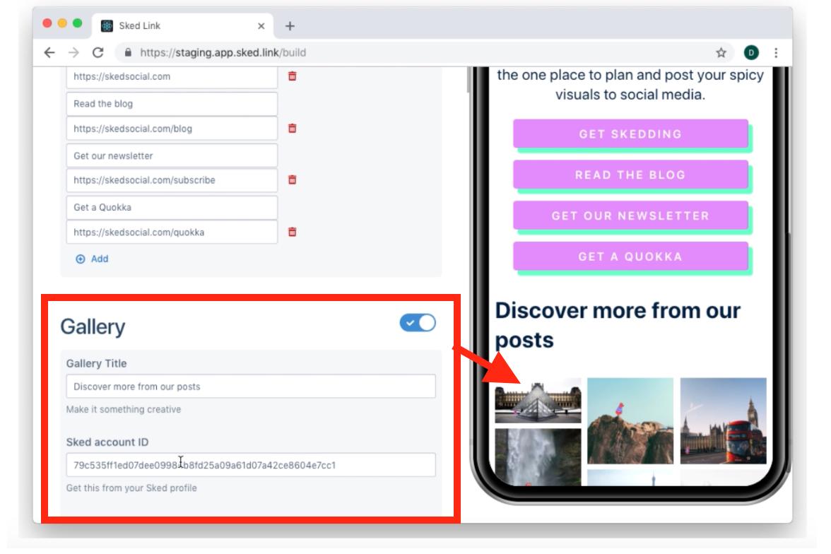 7 formas inteligentes de agregar enlaces en Instagram Bio.thinkmaverick