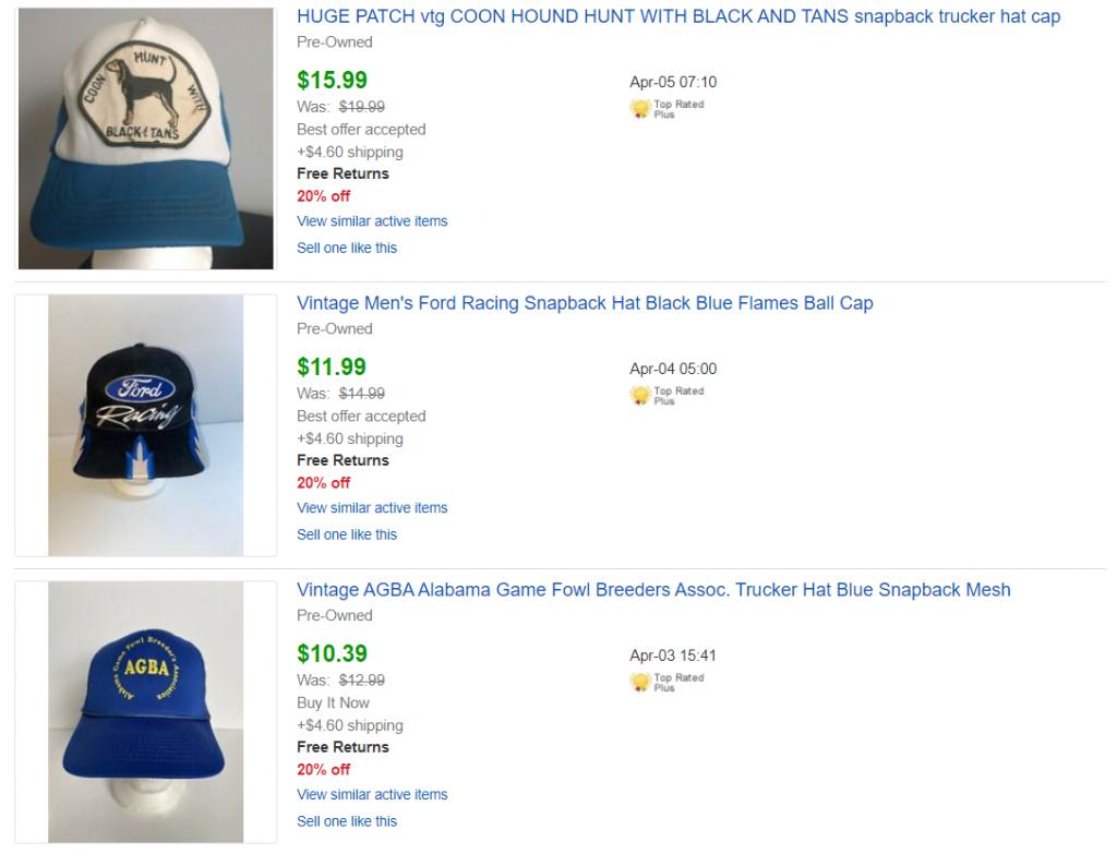 que vender en ebay