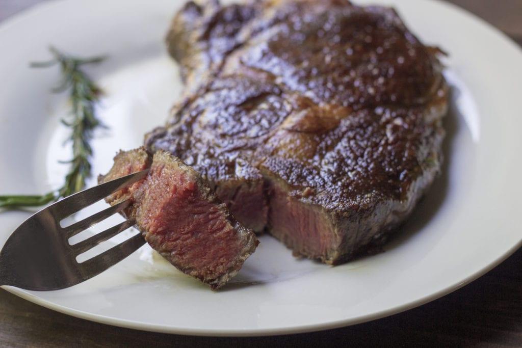 ALDI Steak Review - y cómo cocinar el filete de chuletón PERFECTO