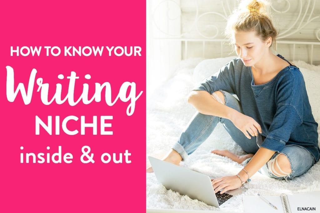Cómo conocer su nicho de escritura por dentro y por fuera (cuando no sabe nada al respecto)