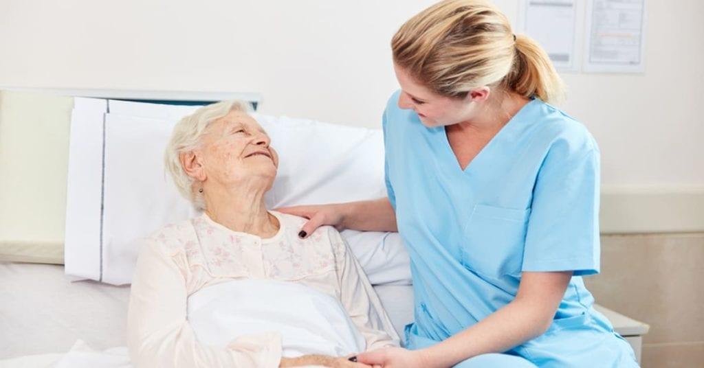 Cómo convertirse en una enfermera