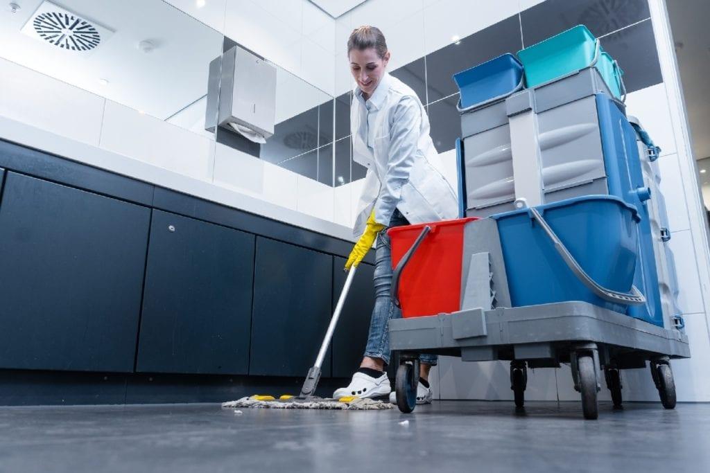 Cómo iniciar un negocio: servicio de limpieza