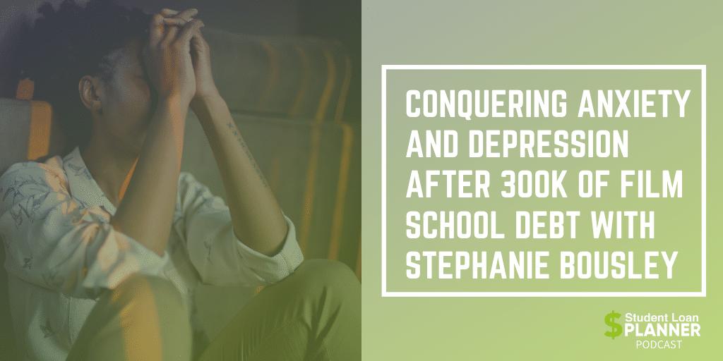 Conquistando $ 300k de deuda escolar con Stephanie Bousley