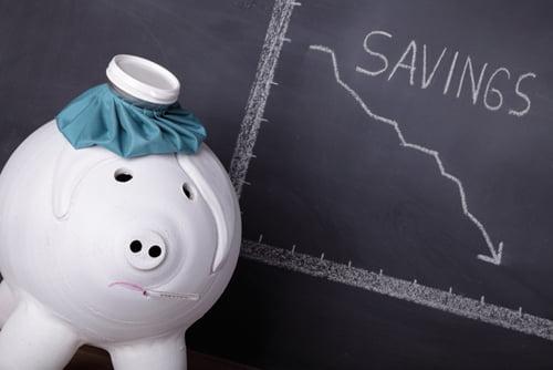 Las principales tasas de ahorro se desvanecen, y algunas ofertas caen al 0.01%