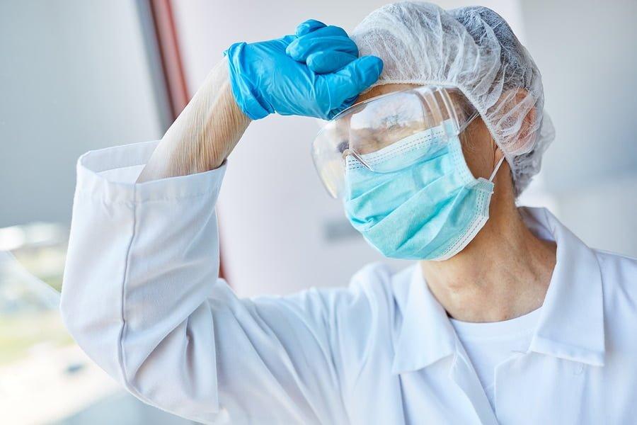 Los médicos y los dentistas tienen opiniones dramáticamente diferentes sobre la reapertura de la economía