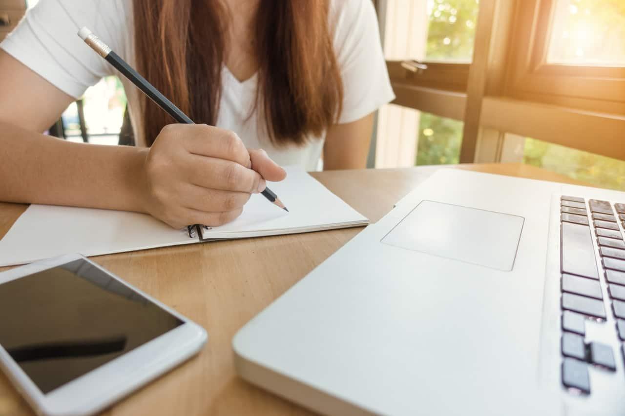 trabajos de escritura independiente para principiantes