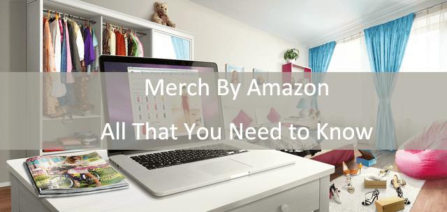 Revisión de Merch By Amazon: todo lo que necesita saber