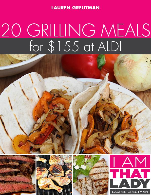¡Salga de su parrilla y prepárese para una temporada divertida de cocina al aire libre con este plan de comidas a la parrilla!