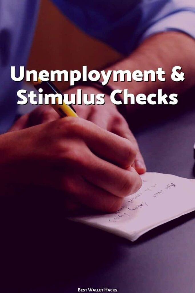 ¿Puede obtener tanto desempleo como un cheque de estímulo?
