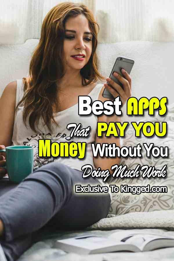 aplicaciones que te pagan dinero