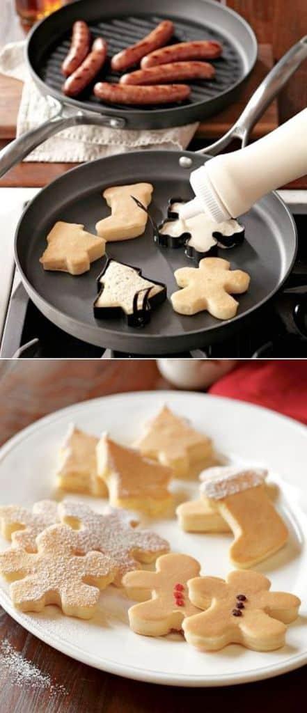 Ideas fáciles de desayuno navideño en Kids Kubby