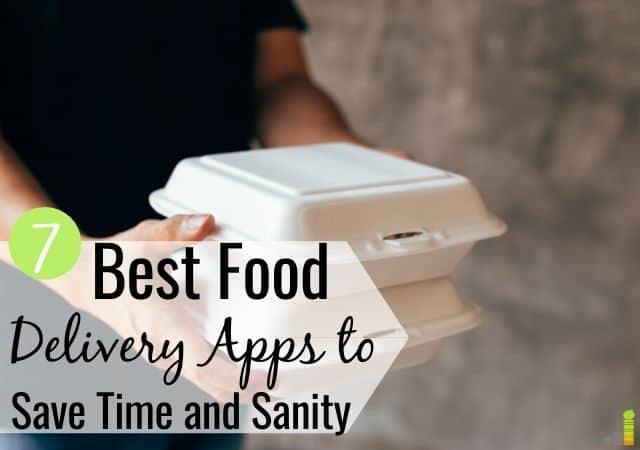 7 mejores aplicaciones de entrega de alimentos para obtener comidas en su puerta