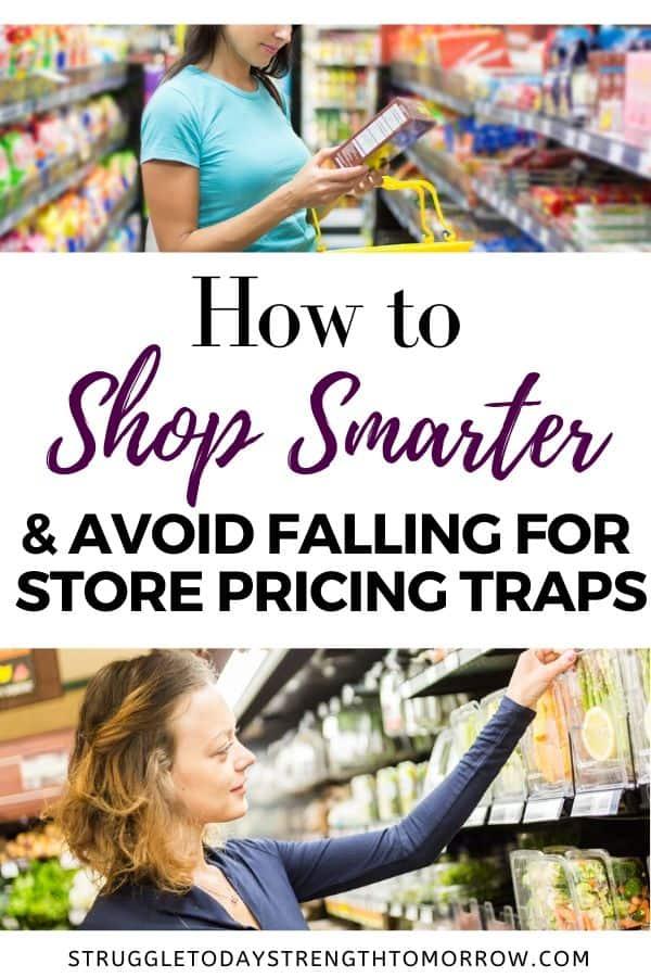 cómo comprar de manera más inteligente