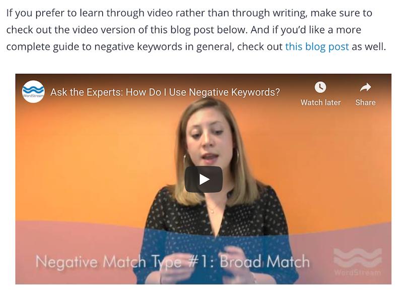 cómo obtener más vistas en la publicación de blog de YouTube además