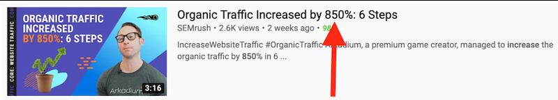 cómo obtener más vistas en youtube usa números