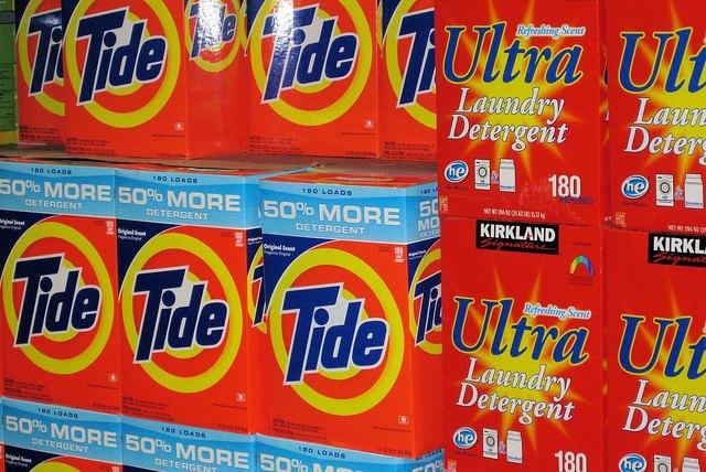 Costco detergent