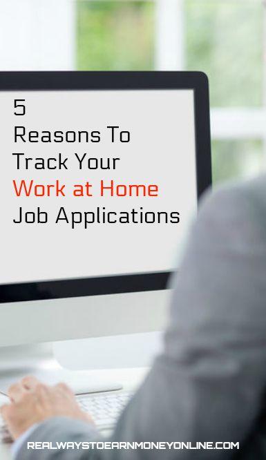 ¿Estás rastreando tu trabajo en casa? Deberías estarlo, por muchas razones diferentes. En esta publicación, hemos enumerado cinco de los más importantes.