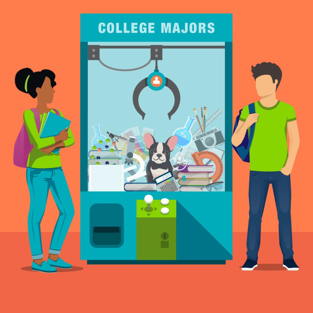 Cómo elegir un estudiante universitario