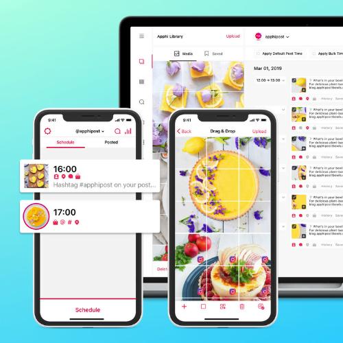 Cómo programar publicaciones e historias de Instagram con Apphi (y ganar dinero) - ThinkMaverick