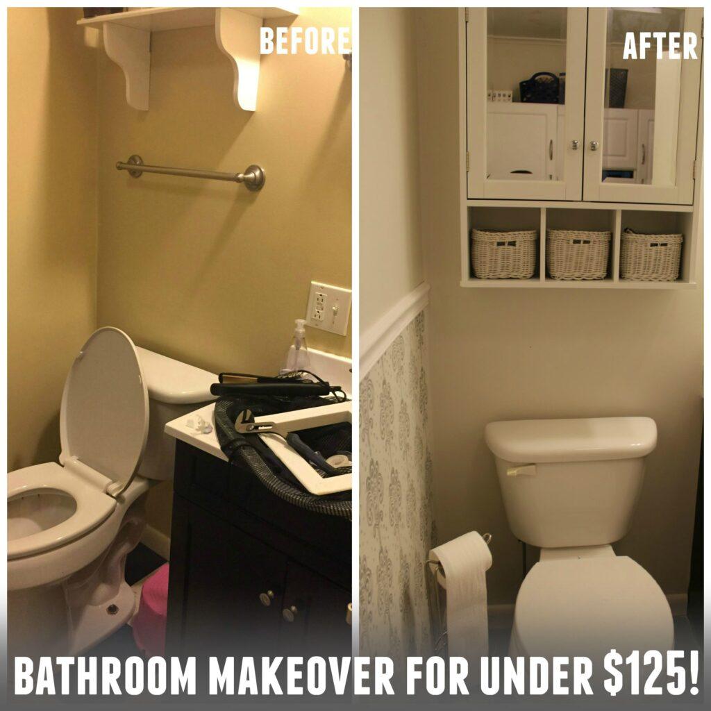 cambio de imagen del baño