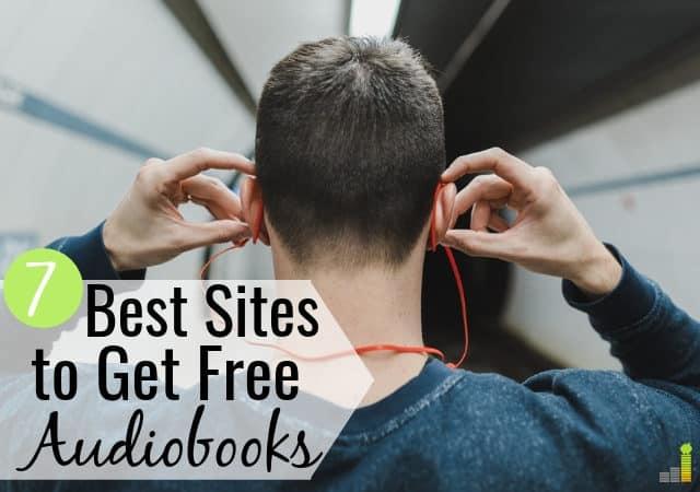Puede obtener audiolibros gratuitos para ahorrar en su amor por la lectura. Aquí están los 7 mejores lugares que le permiten escuchar audiolibros de forma gratuita y no gastar mucho.