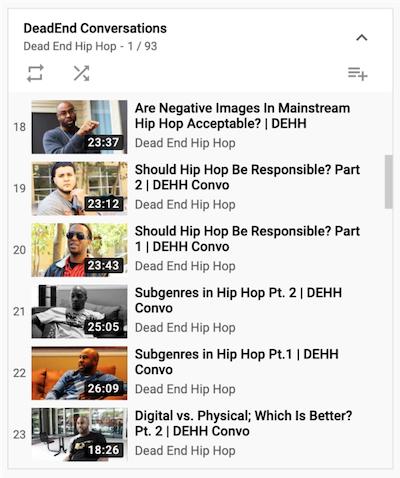 cómo obtener más vistas en la serie de youtube