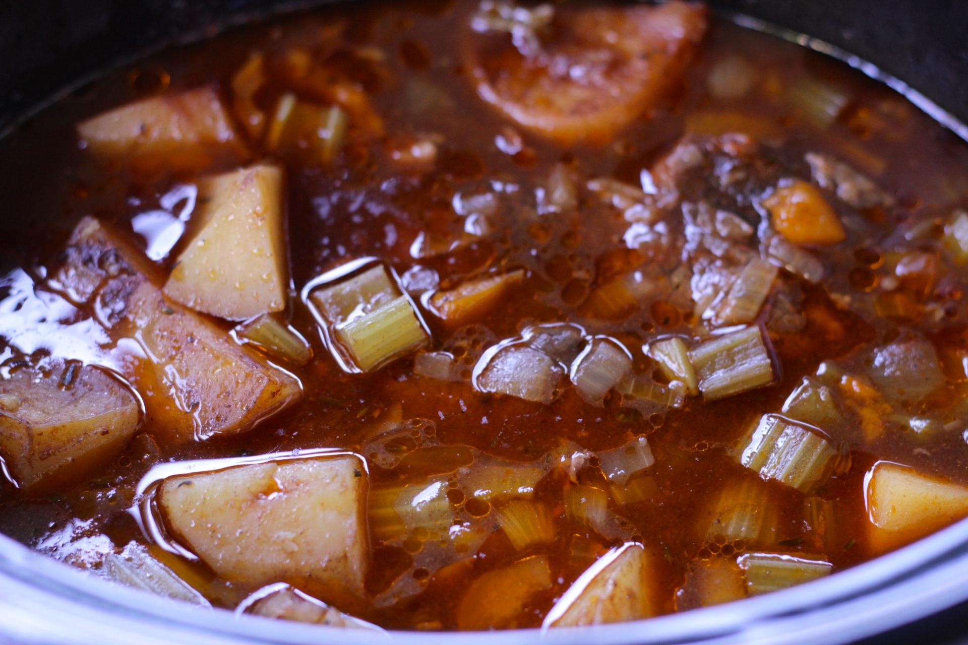 Pot Roast en crockpot