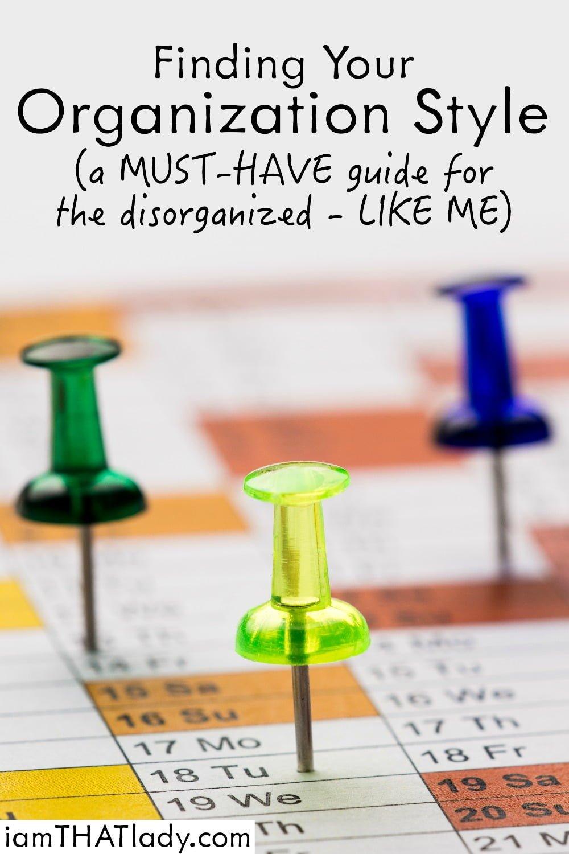 ¿Busca una manera de organizarse? Si eres como yo, es posible que necesites ayuda. ¡Y estos consejos y preguntas me ayudaron a organizarme cuando nada más funcionó!